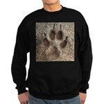 Coyote Track Sweatshirt (dark)