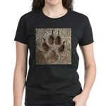 Coyote Track Women's Dark T-Shirt