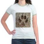 Coyote Track Jr. Ringer T-Shirt