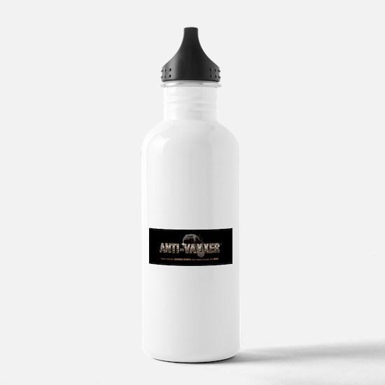 Anti-Vaxxer™ Rattlesna Water Bottle