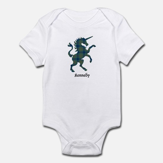 Unicorn - Kennedy Infant Bodysuit