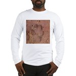 Coyote Front Track Long Sleeve T-Shirt
