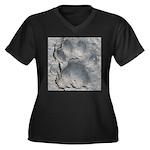 Ringtail Track Plus Size T-Shirt