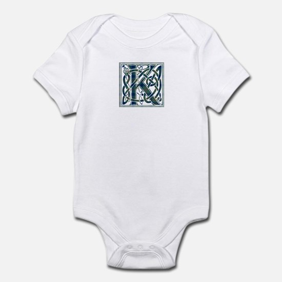 Monogram - Kennedy Infant Bodysuit