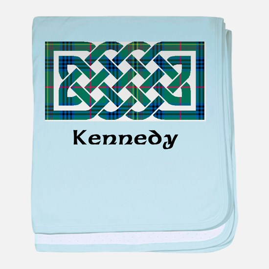 Knot - Kennedy baby blanket