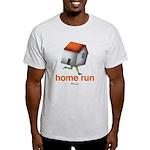 Home Run - SEE BACK Light T-Shirt