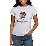 Home Run - SEE BACK Women's T-Shirt