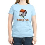 Home Run - SEE BACK Women's Light T-Shirt