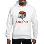 Home Run - SEE BACK Hooded Sweatshirt