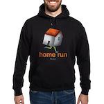 Home Run - SEE BACK Hoodie (dark)