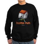 Home Run - SEE BACK Sweatshirt (dark)