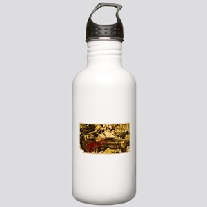 Nuclear Cowboy Stainless Water Bottle 1.0L