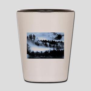 Dark Forest Shot Glass