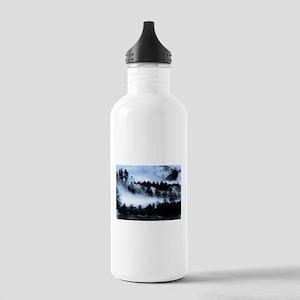 Dark Forest Stainless Water Bottle 1.0L