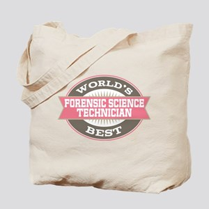forensic science technician Tote Bag