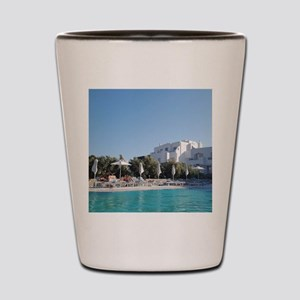 Luxury Pool Shot Glass
