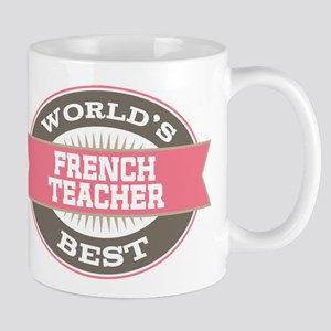 french teacher Mug