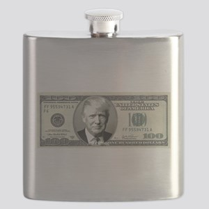 Trump Bill Flask