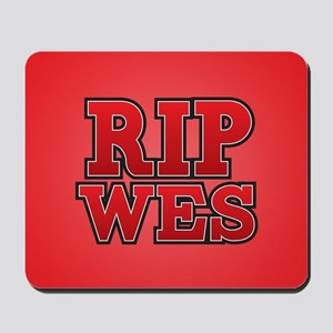 HTGAWM RIP Wes Mousepad