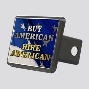 BUY HIRE AMERICAN Rectangular Hitch Cover