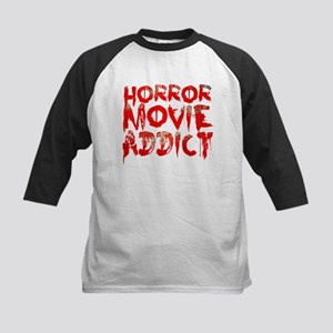Horror movie addict Baseball Jersey