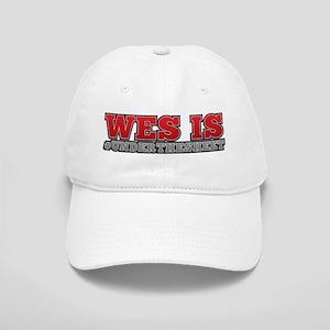 HTGAWM Wes is Under the Sheet Cap
