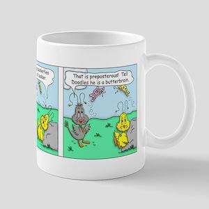Budderfies Mugs