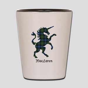 Unicorn - MacLaren Shot Glass