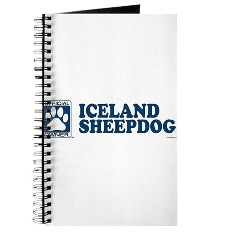 ICELAND SHEEPDOG Journal