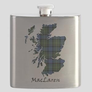 Map - MacLaren Flask