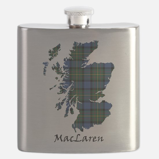 Map - MacLaren Flask