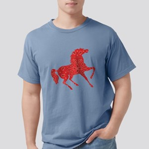 Bandana Rodeo Horse T-Shirt