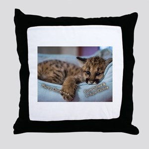 Outlaw Picture Ornament Throw Pillow