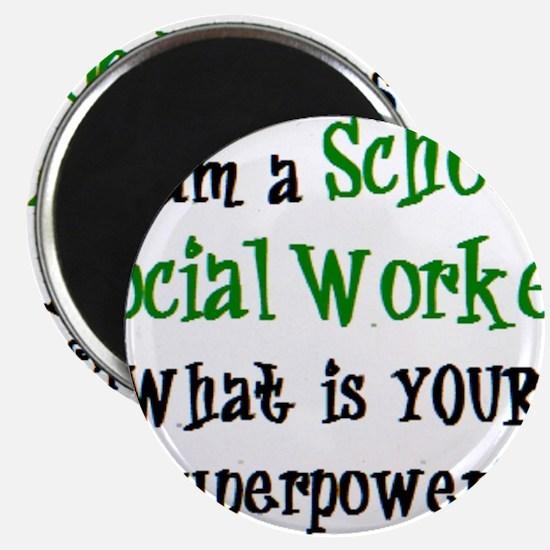 school social worker Magnets