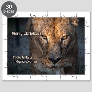 Lola Picture Ornament Puzzle