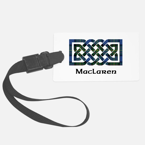 Knot - MacLaren Luggage Tag