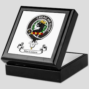 Badge - MacLaren Keepsake Box
