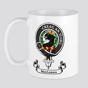 Badge - MacLaren Mug