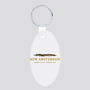 New Amsterdam founded & stolen Keychains
