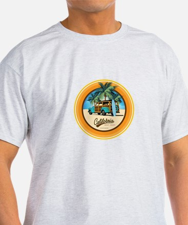 Woodie in California T-Shirt