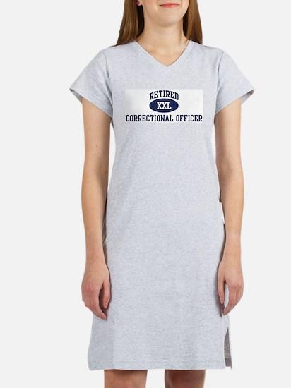 Retired Correctional Officer T-Shirt