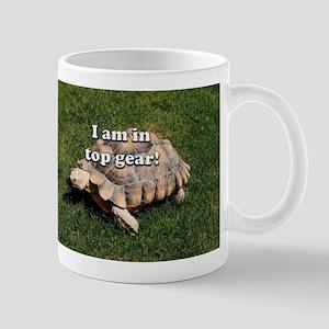 I am in top gear: tortoise 2 Mugs