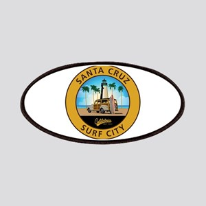 Santa Cruz Surf City Woodie Patch