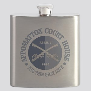 Appomattox (B-G) Flask