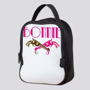 Bonnie and Clyde shirts Neoprene Lunch Bag