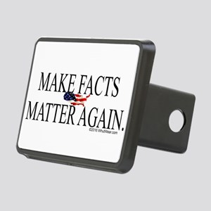 Make Facts Matter Again Hitch Cover