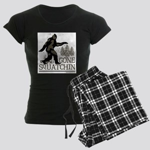 Gone Squatchin Pajamas