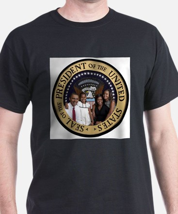Obama First Family T SHir T-Shirt