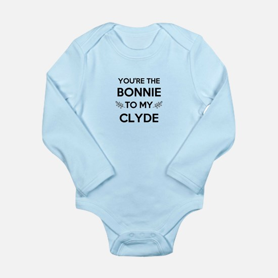 Bonnie and Clyde shirts Body Suit