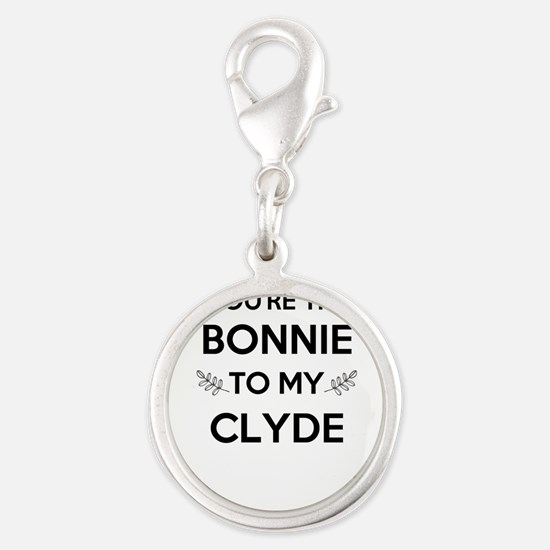 Bonnie and Clyde shirts Charms
